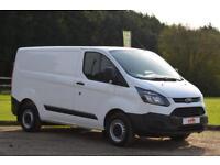 2017 FORD Transit Custom 2.0 TDCi 290 Euro 6 L1 Short Wheel Base Panel Van - Air