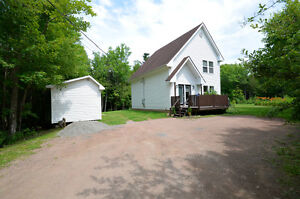 25 Dushermalee, Barachois - LARGE LOT WITH DEEDED WATER ACCESS