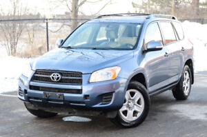 2012 Toyota RAV4 AWD ONE Owner NO Accidents!