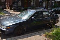 1997 Honda Accord spéciale Édition Autre