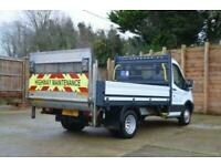2017 FORD Transit 350 2.0 Euro 6 L2 3.2 M FT Dropside with Tail Lift 130ps DIES