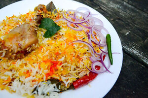 Halal Homemade Pakistani and Indian Event and Weekly Catering