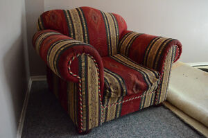 FREE Sofa Arm Chair and TWO High Stools for Breakfast Bar
