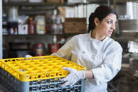 URGENT - HIRING DISHWASHER WITH EXPERIENCE ONLY - START NOW