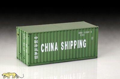 20ft Container / 20 Fuß Container - 1:24 - Italeri 3888