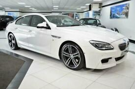 image for 2018 18 BMW 6 SERIES 3.0 640D M SPORT GRAN COUPE 4D AUTO 309 BHP DIESEL