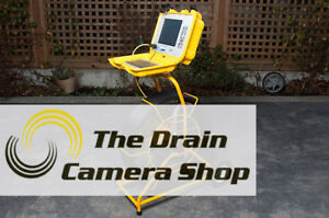 Drain Inspection Camera Systems and Parts