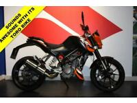 2012 12 KTM 125 DUKE 125CC 125 DUKE 12