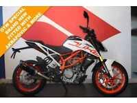 2018 KTM 390 DUKE ***OTW SPECIAL INC AKRAPOVIC***