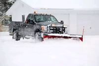 Snow Removal *Residential and Commercial*