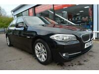 2012 BMW 5 Series 2.0 520d SE 4dr Saloon Diesel Automatic
