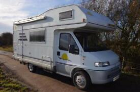 1995 5-berth Hymer Camp Swing motorhome for sale