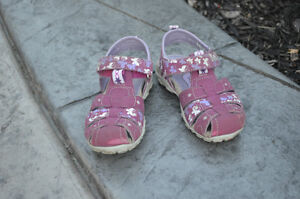 Kids Geox shoes (size US 10 or EUR 27)