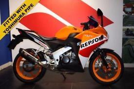 2016 16 HONDA CBR 125 R-F REPSOL RACE REPLICA