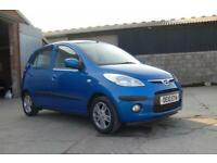 2010 HYUNDAI i10 COMFORT 1.2 PETROL MANUAL ONLY 30K MILES EXCELLENT CONDITION CD