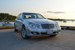 Mercedes Benz E class W/AMG Sport package