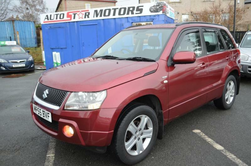 2006 suzuki grand vitara 1 9 ddis diesel 4x4 suv in bradford west yorkshire gumtree. Black Bedroom Furniture Sets. Home Design Ideas