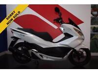 2015 15 HONDA PCX125 WHITE