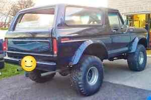 1979 Ford Bronco 4x4 351 V8