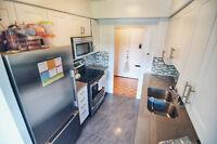 3 chambres, 2sdb, stationnement intérieur - NDG/Westmount