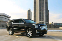 Best Limousine Services in Toronto. 30Mins Pickup. Luxury SUVs