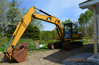 For Sale 1989 Caterpillar 120B excavator