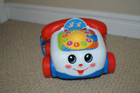 Fisher Price Chatter Phone Game