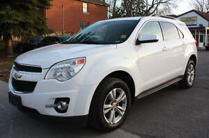 2010 Chevrolet Equinox LT 4-cylinder***leather interior***AWD