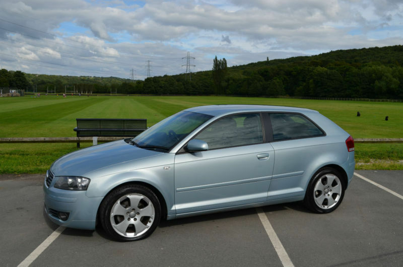 Audi A3 2 0 Sport 140 Bhp 2004 04 Plate 6 Speed New Cambelt In Bradford West