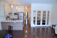 Beautiful Bright Condo 4 1/2 Near Atwater Market! + parking