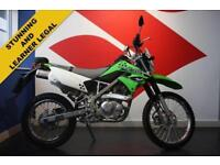 2017 17 KAWASAKI KLX125 CGF ***ABSOLUTE GEM***