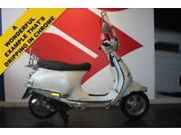 2001 Y PIAGGIO VESPA ET4 125CC FOUR STROKE ***AMAZING CONDITION***