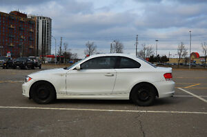 2009 BMW 1-Series 128i Coupe+67000kms+Mint condition+winter pkg.