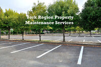 York Region Property Maintenance Services -CANADA DAY SPECIAL***