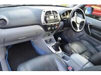 2002 Toyota RAV4 2.0 VVTi NRG 4x4