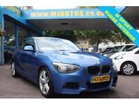 2014 64 BMW 1 SERIES 1.6 116I M SPORT 3DR 135 BHP