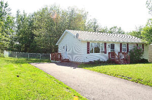 131 EAST ST. MONCTON - OFF SHEDIAC RD - NEW PRICE $147,500!
