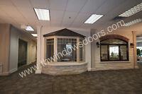50%OFF! windows replacement| patio door| entry door 416-661-6666
