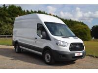 FORD TRANSIT 2.2 350 L3 H3 Long Wheel Base High Roof Panel Van 124 BHP