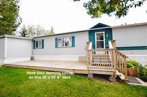 Wow. Location + for this 3 bdrm 2 bath home for sale