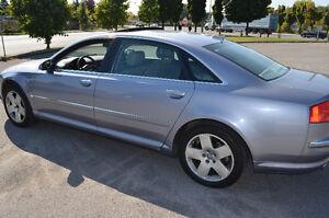 2005 Audi A8 Long Berline