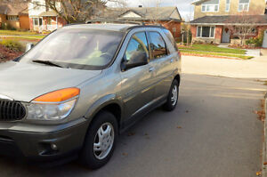 2003 Buick Rendezvous SUV, Crossover Kitchener / Waterloo Kitchener Area image 2
