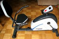 Recumbent Exercise Bike, BodyBreak 828