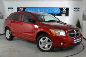 2008 DODGE CALIBER SXT HATCHBACK PETROL