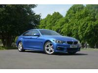 2018 18 BMW 4 SERIES 2.0 420I M SPORT GRAN COUPE 4D 181 BHP