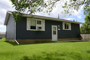 Family Housing for rent in Tisdale Saskatchewan