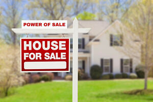 Great Power of Sale Opportunities in Uxbridge and Stouffville