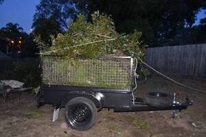 6X4 Box Trailer for Hire, Spare WHEEL, JOCKEY Wheel and CAGE Strathfield South Strathfield Area Preview