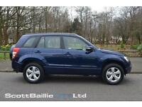 2009 SUZUKI GRAND VITARA SZ4 ESTATE PETROL