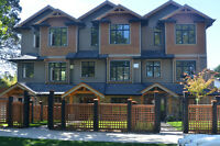 Beautiful brand new townhouses in Victoria BC